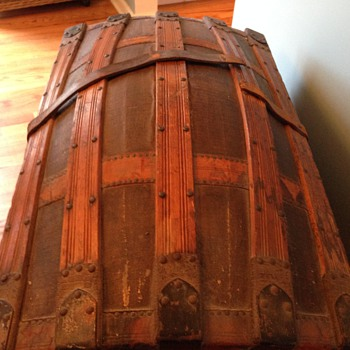 Additional Photos - Family Heirloom Trunk