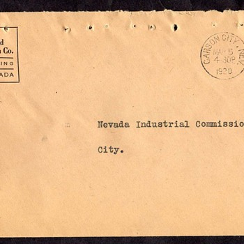 Nevada Consolidated Telephone &amp; Telegraph Co.