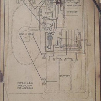 Need Western Electric Wiring diagram - Telephones