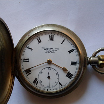 another watch - Pocket Watches