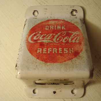 Coca-Cola bottle openers - Coca-Cola
