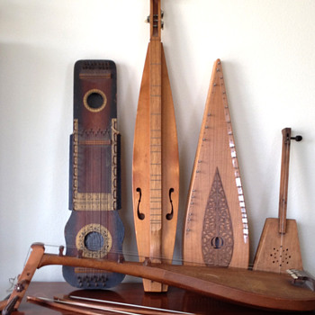 Some of my Unusual Musical Instruments - Musical Instruments