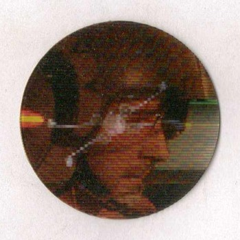 1997 - Star Wars Hologram Pogs (Dorito's Promo) - Advertising