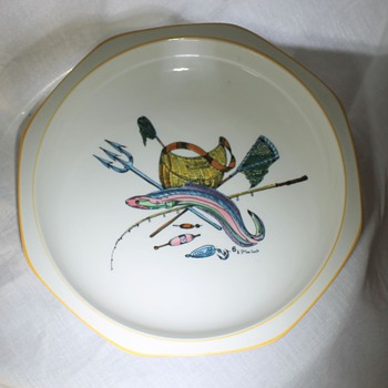 Villeroy & Boch Fishing Bowl - China and Dinnerware