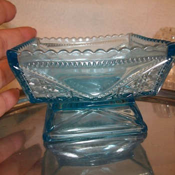 Square Sherberts - Glassware
