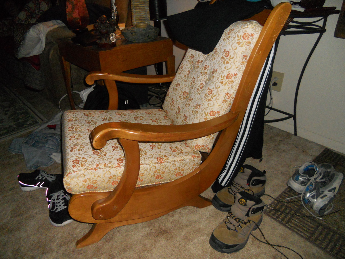 Very Impressive portraiture of chair low rocker mystery in furniture rocking chairs show tell rocking  with #734118 color and 1200x900 pixels