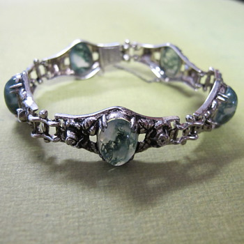 Wachenheimer Bracelet 1910- 1930 Art Nouveau
