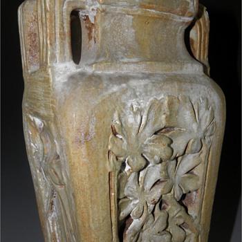 Ivy Espalier by Georges Hoentschel