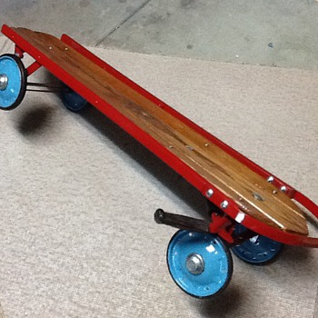 Restored Flexy Racer  - Sporting Goods