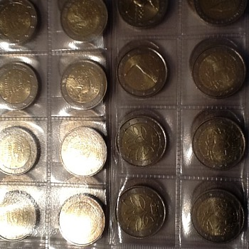 Finnish Euro coins - World Coins