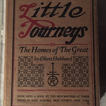 Little journeys to the homes of the great. By Elbert Hubbard.