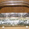Gilli of New York Lucite double handle handbag