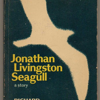 1973 - Jonathan Livingston Seagull - Books