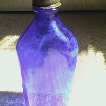 Antique/Vintage Philips Milk Of Magnesia Bottle
