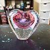 Murano??? Heart Vase