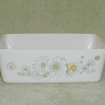 Corningware Loaf Dish