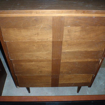 Not sure if this is an antique?? Dresser - Furniture