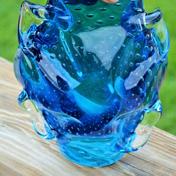 Another piece from Greg - Art Glass