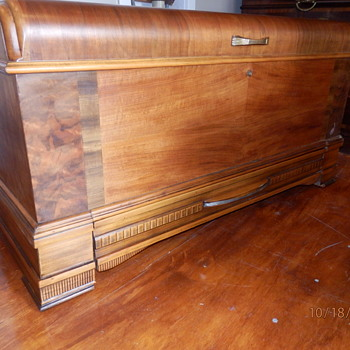 Ed Roos Chest - Furniture