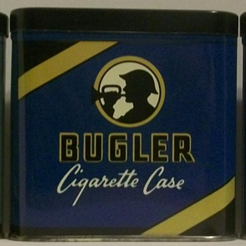 Cigarette Pocket Tins - Tobacciana