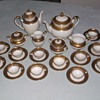 Bavarian Chocolate / Tea Set Mitterteich