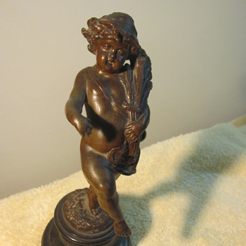 Bronze Figurges - Figurines