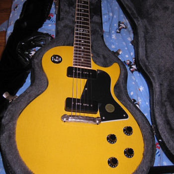 "2002 Gibson Les Paul Special ""50th"" Anniversary prototype. One of Two"