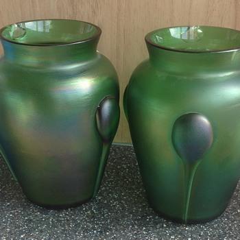 Kralik Tadpole vases