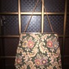 Vintage Carpet/ Tapestry Handbags