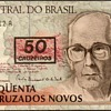Brazil - (50) Cruzeiros Bank Note