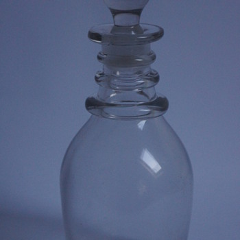 Georgian Miniature Decanter