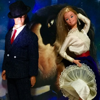 '70's Barbie Designer Couples!