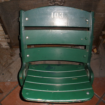 "Wrigley Field ""please have a seat"" Wanna watch the Game? - Baseball"