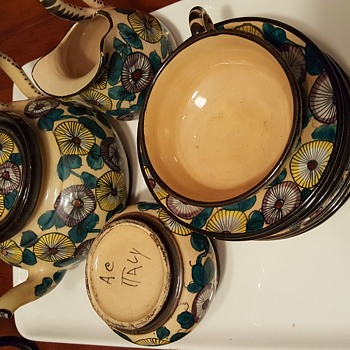 Tea Set - China and Dinnerware