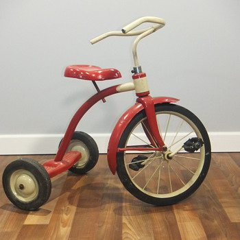 I just picked this tricycle, what do you think ?