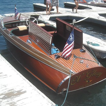 Wooden Boats From The Lake Arrowhead Wood Boat and Woodie Show
