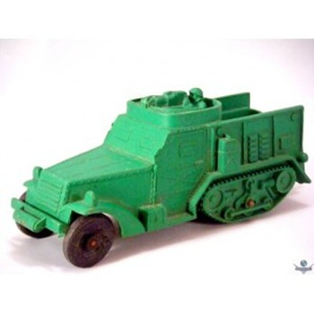  Auburn rubber half track army recon car
