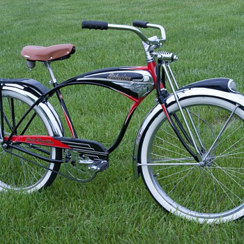 1954 Schwinn Phantom - Outdoor Sports