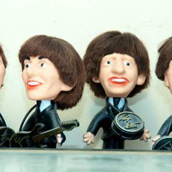 Beatles dolls by Remco-1964 - Music