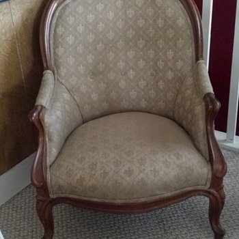 Antique chair? - Furniture
