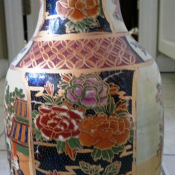 Chinese or Japanese Vase?