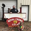 1950's Royal Crown Cola sign