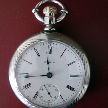 Great Grandfather's - Pocket Watches