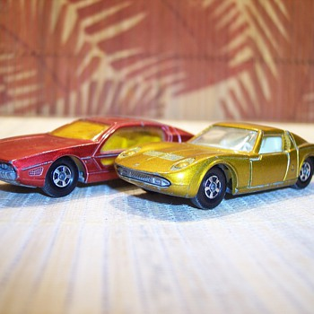 Favorite Matchbox Superfast!