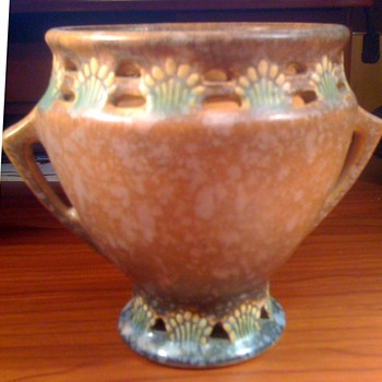 Small Ferella Vase - Art Pottery