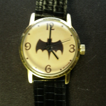 Batman, Mickey, Coca-Cola and Craftsman Watch's