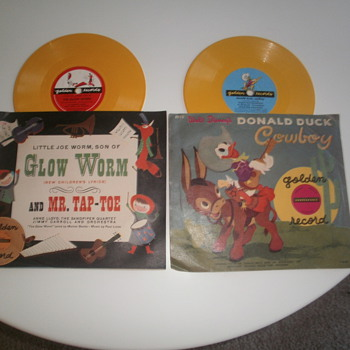 More Golden Records - Records