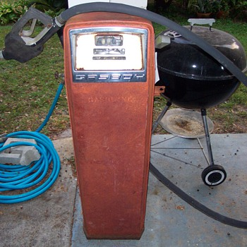 GASBOY Gasoline Pump - Petroliana