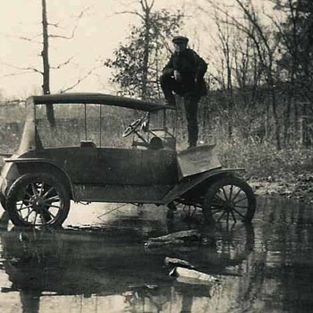old swamp buggy?! - Photographs