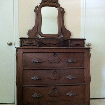 Antique dresser? - Furniture